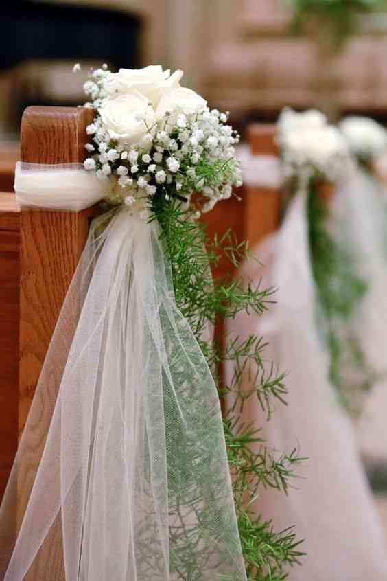 Décoration d'église et de cérémonie laïque