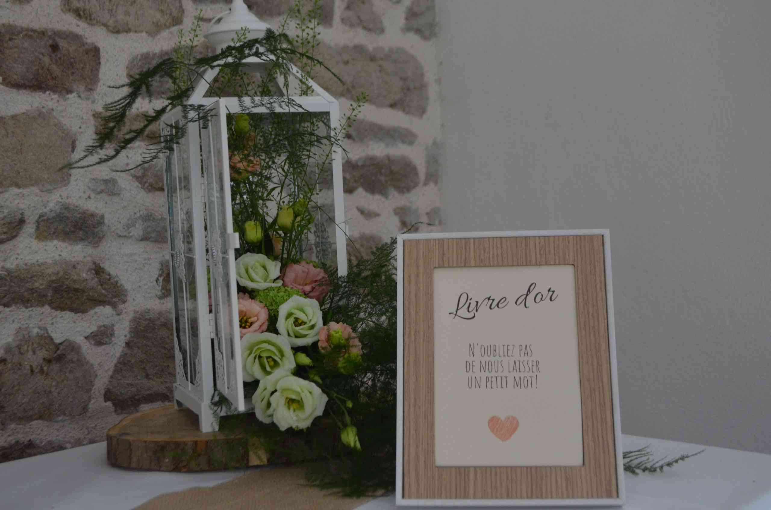 location Lanterne mariage