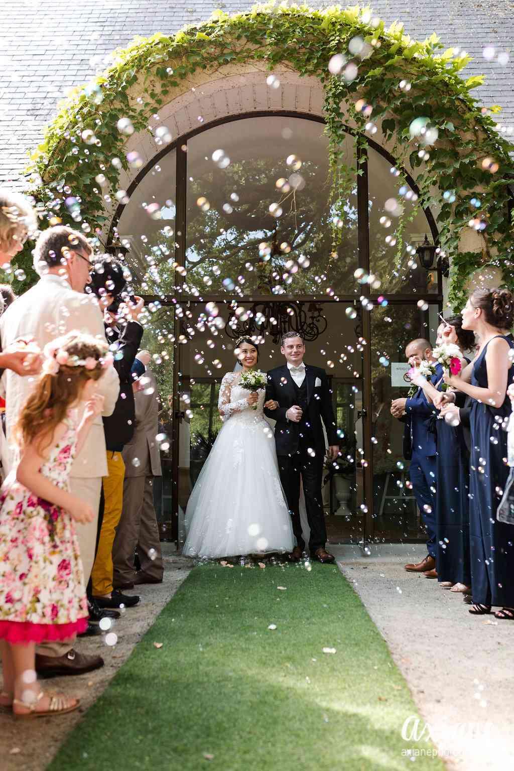 Sortie de mariage rennes