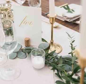 location petit pot en verre mariage