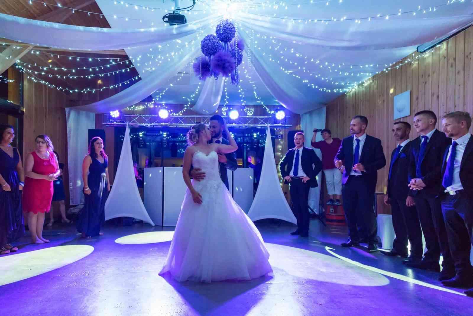 Ouverture de bal wedding planner
